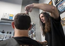 get a haircut is a rock u0027n u0027 roll barber shop in downtown las vegas