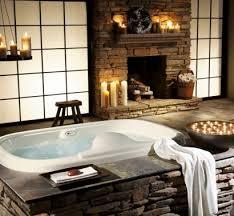 interessantes badezimmer design alles im bad aus rauem stein - Alles Für Badezimmer