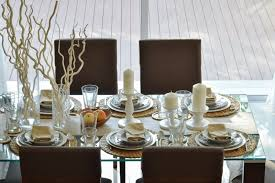 Dining Table Set Up Images 27 Modern Dining Table Setting Ideas