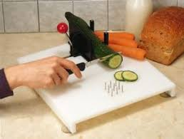 planche à découper cuisine advys avj aides techniques equipement de therapie cuisines