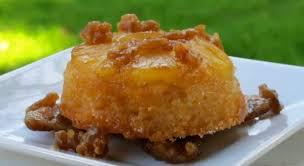 pineapple upside down cake sweet vegan eats pinterest