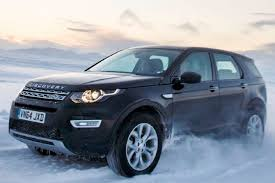 land rover london road test land rover discovery sport london evening standard