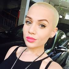 womens buzzed and bold haircuts best 25 amber rose hair ideas on pinterest amber rose style