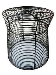 Better Homes And Gardens Wrought Iron Patio Furniture by Amazon Com Pangaea Home And Garden Metal Wire Side Table Wind