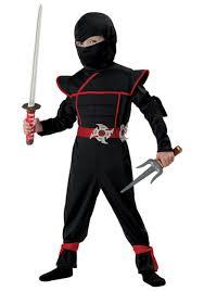 ninja spirit halloween toddler stealth ninja costume