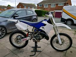 125 motocross bikes yamaha yz 125 motocross bike in loughborough leicestershire