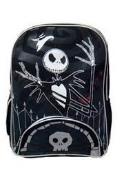amazon com the nightmare before christmas large backpack sports