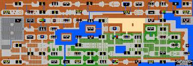 legend of zelda map with cheats the legend of zelda maps