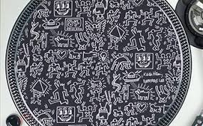 Turn Table Lab Nyc Record Store Releases Limited Edition Run Of Keith Haring Merch