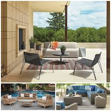 Comfortable Patio Furniture Choose These Minimalist Patio Ideas For Your Patio Improvement