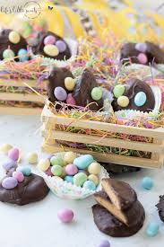 easter peanut butter eggs chocolate peanut butter eggs no bake recipe