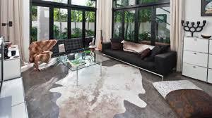 White Leopard Rug Flooring Lovely Cow Hide Rug For Amazing Floor Decor Idea