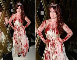 kelly osbourne photos stars on halloween 2013 ny daily news