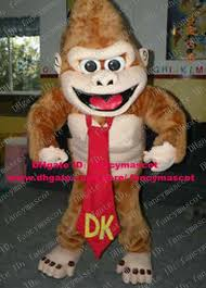 handsome brown donkey kong orangutan gorilla king kong monkey kong