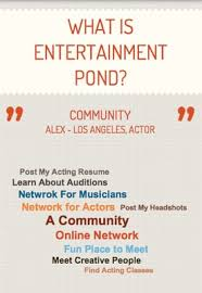 What Is An Online Resume by Entertainment Pond Performing Arts 3776 Laurel Canyon Blvd
