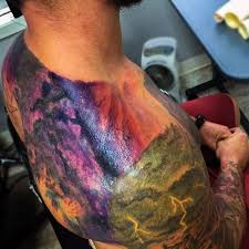 20 best colorful lion sunset tattoo images on pinterest