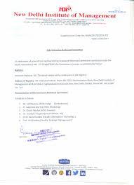 management college news business news ndim news