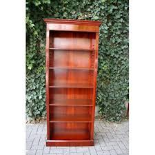 Bookcase Mahogany Tall Bookcase In Mahogany