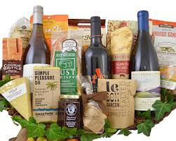 cheese and wine gift baskets wine and chagne gift baskets 100 300 from fancifull gift