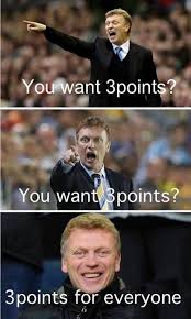 David Moyes Memes - he loves it david moyes is no longer the manager of manchester