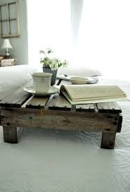 Home Decor With Wood Pallets I Like This Bed Tray So Much I Might Just Be Willing To Try My