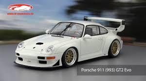 porsche 911 gt2 993 ck modelcars porsche 911 993 gt2 evo baujahr 1998 weiß gt