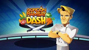 livre cuisine gordon ramsay gordon ramsay dash le jeu mobile du célèbre chef anglais