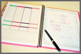 make your own daily planner sparkles of