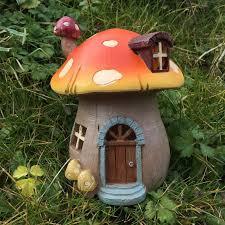 castleton home mystical garden house with led light