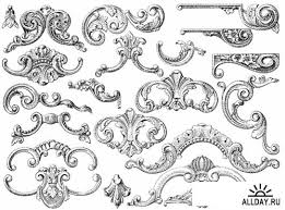 17 best ornamental details of the 18th century images on pinterest