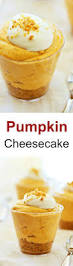 pumpkin cheesecake easy delicious recipes