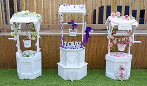 wishing box wedding wishing well wedding bird cage post box sweet candy cart hire