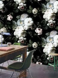 adored vintage vintage inspired home floral wallpaper