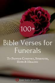 Comforting Bible Verses For Funerals 45 Best Bible Verses For Funerals Images On Pinterest Bible