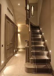 indoor stair lighting ideas lighting inspiring staircase lighting ideas pendant deck stair