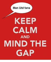Keep Calm Meme Creator - man utd fans keep calm and mind the gap meme on me me