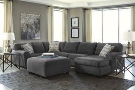 Ashley Furniture Sectionals Ashley 2860017 66 34 Sorenton Slate Sectional Cheny Furniture