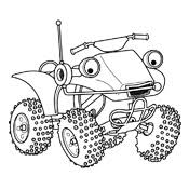 coloring pages bob builder