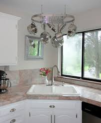 kitchen sinks ideas corner kitchen sink design ideas to try for your house