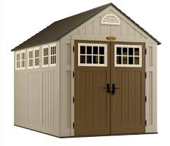 497 cu ft alpine 7 x 10 storage shed suncast corporation