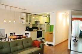 interior design kitchen living room modern interior design idea pleasing small kitchen living room
