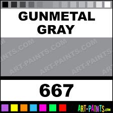 gunmetal gray folk art acrylic paints 667 gunmetal gray paint