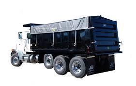j u0026j truck bodies and trailers aluminum pup trailer dynahauler