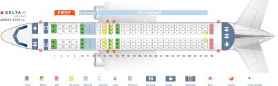 airbus a320 floor plan seat map airbus a320 200 delta airlines best seats in plane