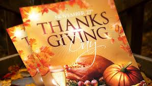 25 thanksgiving flyer templates free psd ai eps format