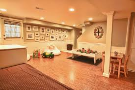 stylish basement gym flooring ideas workout room lovable family on