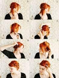 Hochsteckfrisurenen Mit Locken Mittellange Haar Anleitung by Frisuren Für Lange Haare Moderne Styling Ideen Und Haarfarben Trends