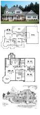 Wrap Around Porch Floor Plans 138 Best House Plans Images On Pinterest House Floor Plans