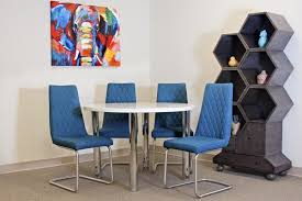 Napoli Dining Table Dining Table Napoli With Teal Chairs Prime Time Leasing
