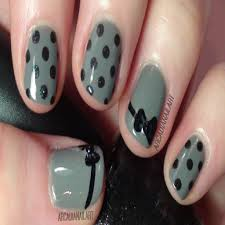 new simple easy nail designs for short nails